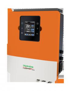 Hydroline Salt System by HAYWARD 30gr/h + KIT PH (1,5L/h) + KIT ORP
