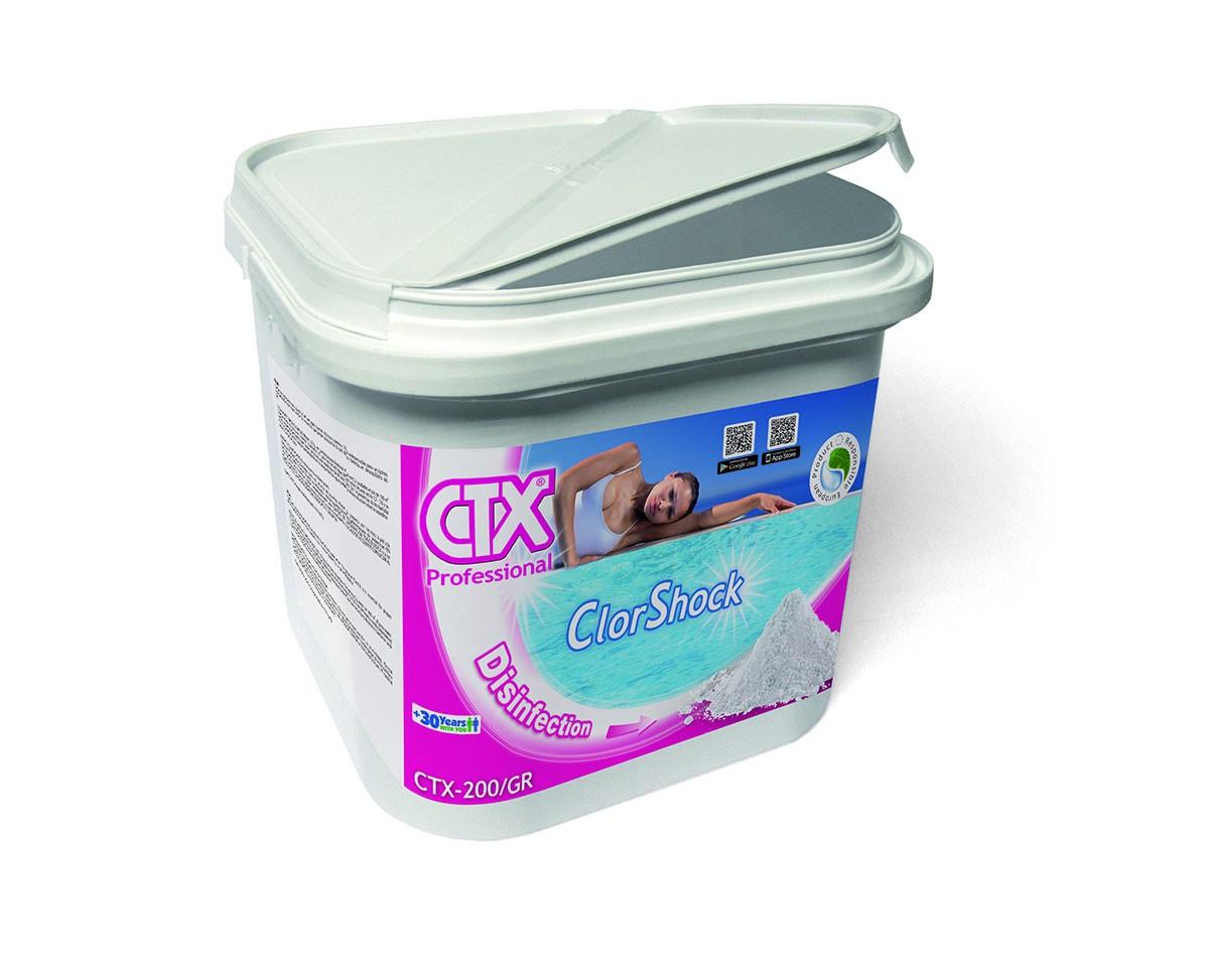CTX ClorShock 55% DICLORO 5KG
