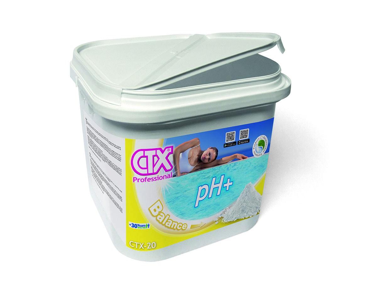 CTX-20 Incrementador de pH 6KG