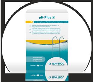 pH plus bolsas 1,5 Kg