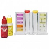 Analizador cloro/bromo + pH (Oto/Phenol)