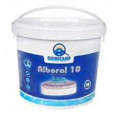 Alboral Tabletas de 200gr 10 efectos  5Kg